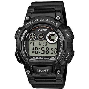 Pánské hodinky CASIO W 735H-1A (4971850906575)