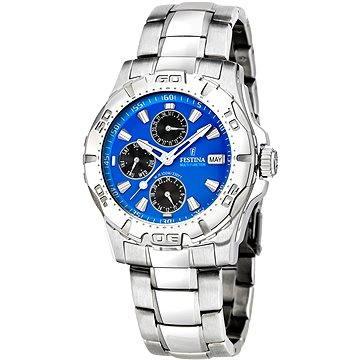Pánské hodinky FESTINA 16242/4 (8590588161412) + ZDARMA Batoh Festina denim bag