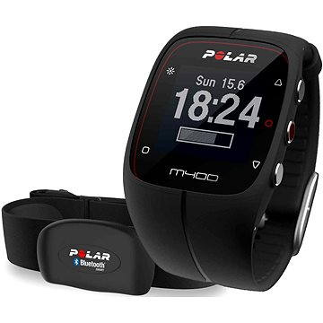 Polar M400 HR Black (725882013893)