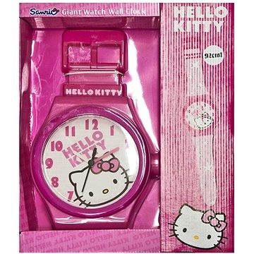 Nástěnné hodiny HELLO KITTY HK255-5 (7300000319281) + ZDARMA Kalkulačka HELLO KITTY CHK1203