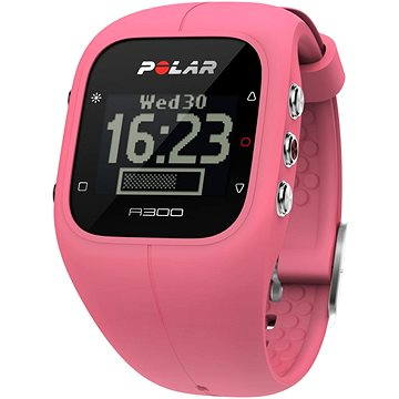 Polar A300 HR Pink + 3 roky záruky ZDARMA + 1 rok na vrácení zboží