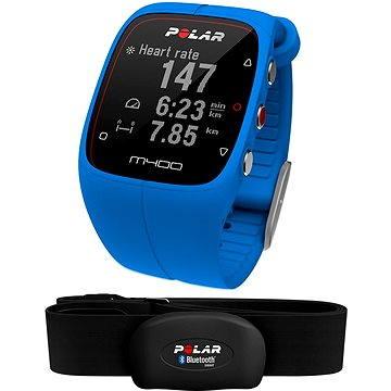 Sporttester Polar M400 HR Blue (725882027647)