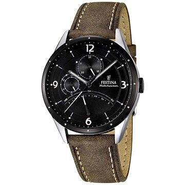 Pánské hodinky FESTINA 16848/1 (8590588179578) + ZDARMA Batoh Festina denim bag
