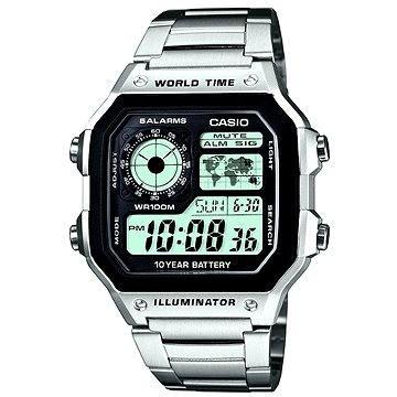 Pánské hodinky Casio AE 1200WHD-1A (4971850968801)