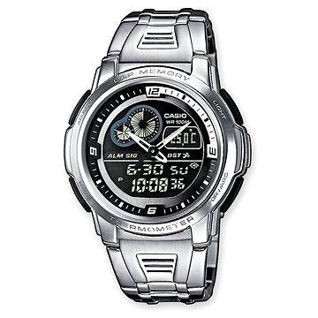 Pánské hodinky Casio AQF 102D-1B (4971850870043)