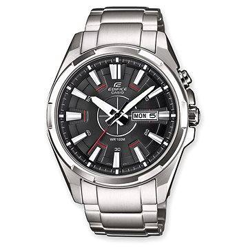 Pánské hodinky Casio EFR 102D-1A (4971850984597) + ZDARMA Stříbrná pamětní mince Alza pamětní stříbrňák 20 let Alza.cz 1/2 Oz, hmotnost 16g