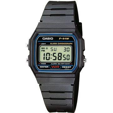 Pánské hodinky Casio F 91-1 (4971850246282)