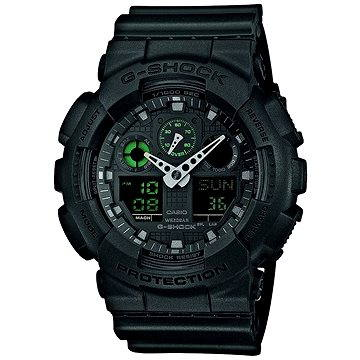 CASIO G-SHOCK GA 100MB-1A (4971850056119)