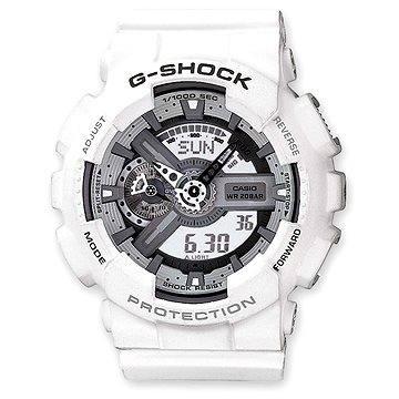 Pánské hodinky Casio G-SHOCK GA 110C-7A (4971850479185) + ZDARMA Stříbrná pamětní mince Alza pamětní stříbrňák 20 let Alza.cz 1/2 Oz, hmotnost 16g