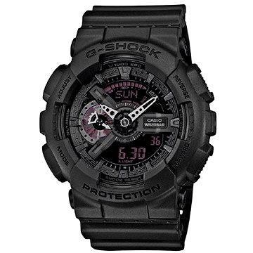 Pánské hodinky Casio GA 110MB-1A (4971850056263) + ZDARMA Stříbrná pamětní mince Alza pamětní stříbrňák 20 let Alza.cz 1/2 Oz, hmotnost 16g