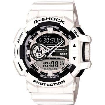 Pánské hodinky Casio G-SHOCK GA 400-7A (4971850077695) + ZDARMA Stříbrná pamětní mince Alza pamětní stříbrňák 20 let Alza.cz 1/2 Oz, hmotnost 16g