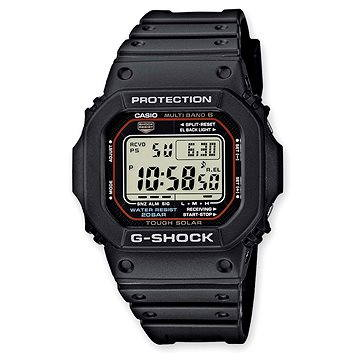 Pánské hodinky Casio GW M5610-1 (4971850966166) + ZDARMA Stříbrná pamětní mince Alza pamětní stříbrňák 20 let Alza.cz 1/2 Oz, hmotnost 16g