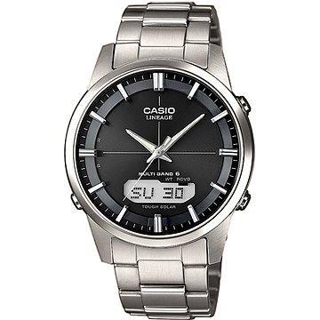 Pánské hodinky Casio LCW M170TD-1A (4971850989820) + ZDARMA Stříbrná pamětní mince Alza pamětní stříbrňák 20 let Alza.cz 1/2 Oz, hmotnost 16g