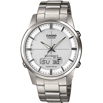 Pánské hodinky Casio LCW M170TD-7A (4971850989844) + ZDARMA Stříbrná pamětní mince Alza pamětní stříbrňák 20 let Alza.cz 1/2 Oz, hmotnost 16g