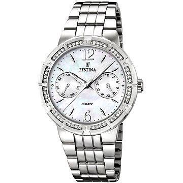 Dámské hodinky FESTINA 16700/1 + ZDARMA Náramek FESTINA Women´s Time náramek