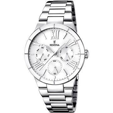 Dámské hodinky FESTINA 16716/1 + ZDARMA Náramek FESTINA Women´s Time náramek