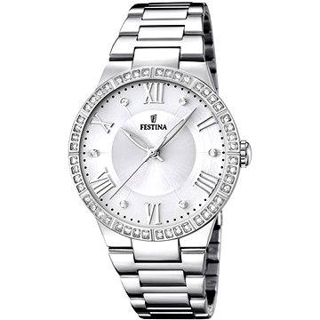 Dámské hodinky FESTINA 16719/1 + ZDARMA Náramek FESTINA Women´s Time náramek