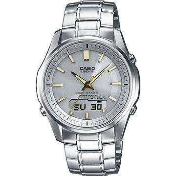 Pánské hodinky Casio LCW M100DSE-7A2 (4971850982982) + ZDARMA Stříbrná pamětní mince Alza pamětní stříbrňák 20 let Alza.cz 1/2 Oz, hmotnost 16g
