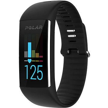 Fitness náramek Polar A360 Black - L (725882028217)