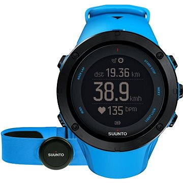 Sporttester SUUNTO AMBIT3 Peak Sapphire Blue HR (SS022305000)