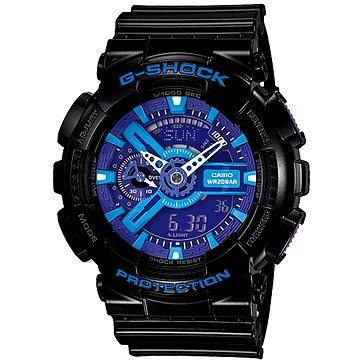 Pánské hodinky Casio GA-110HC-1AER (4971850942078) + ZDARMA Stříbrná pamětní mince Alza pamětní stříbrňák 20 let Alza.cz 1/2 Oz, hmotnost 16g Přívěsek JLšperk LFV082 (925/1000; 1,28 g)