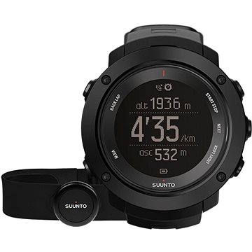 Sporttester SUUNTO AMBIT3 VERTICAL Black HR (SS021964000)