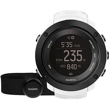 Sporttester SUUNTO AMBIT3 VERTICAL White HR (SS021966000)