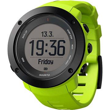 Sporttester SUUNTO AMBIT3 VERTICAL Lime (SS021971000)