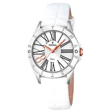 Dámské hodinky FESTINA 16929/1 (8430622643583) + ZDARMA Náramek FESTINA Women´s Time náramek