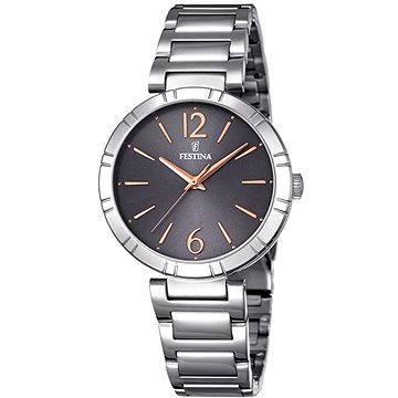 Dámské hodinky FESTINA 16936/2 (8430622644467) + ZDARMA Náramek FESTINA Women´s Time náramek