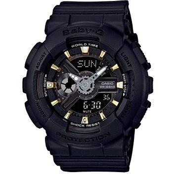 Dámské hodinky Casio BA 110GA-1A (4549526126000) + ZDARMA Stříbrná pamětní mince Alza pamětní stříbrňák 20 let Alza.cz 1/2 Oz, hmotnost 16g