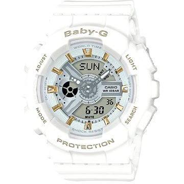 Dámské hodinky Casio BA 110GA-7A1 (4549526126055) + ZDARMA Stříbrná pamětní mince Alza pamětní stříbrňák 20 let Alza.cz 1/2 Oz, hmotnost 16g
