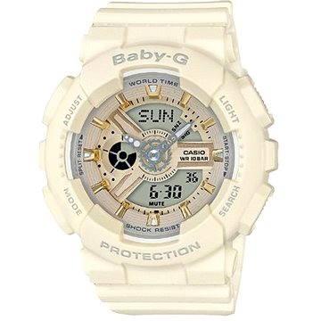 Dámské hodinky Casio BA 110GA-7A2 (4549526126109) + ZDARMA Stříbrná pamětní mince Alza pamětní stříbrňák 20 let Alza.cz 1/2 Oz, hmotnost 16g