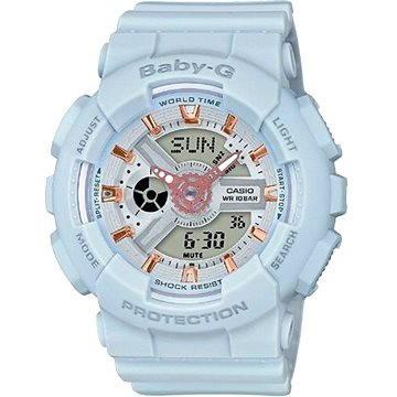 Dámské hodinky Casio BA 110GA-8A (4549526126154) + ZDARMA Stříbrná pamětní mince Alza pamětní stříbrňák 20 let Alza.cz 1/2 Oz, hmotnost 16g
