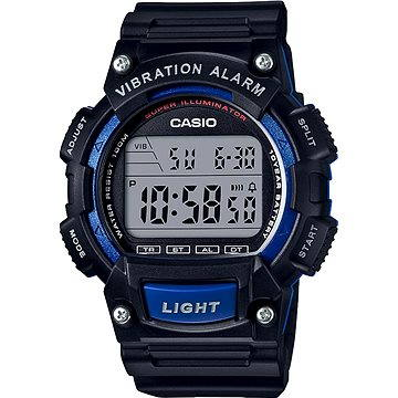 Pánské hodinky CASIO W 736H-2A (4549526122118)