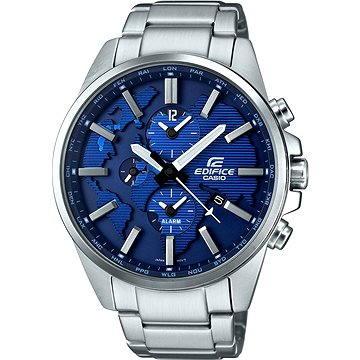 Pánské hodinky Casio ETD 300D-2A (4549526123702) + ZDARMA Stříbrná pamětní mince Alza pamětní stříbrňák 20 let Alza.cz 1/2 Oz, hmotnost 16g