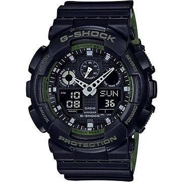 Pánské hodinky CASIO G-SHOCK GA 100L-1A (4549526125249)
