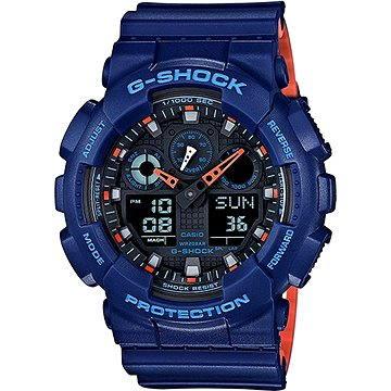Pánské hodinky Casio GA 100L-2A (4549526125294)
