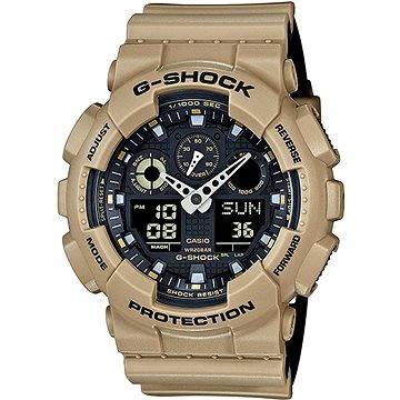 Pánské hodinky Casio GA 100L-8A (4549526125447)