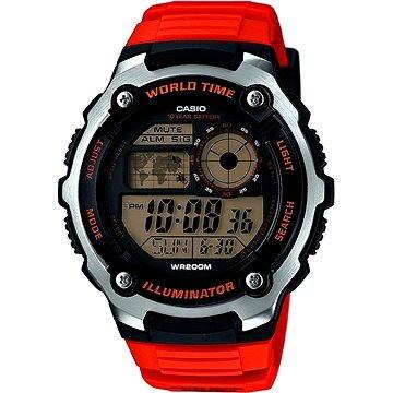 Pánské hodinky Casio AE 2100W-4A (4971850027089) + ZDARMA Elektronický časopis Exkluziv - aktuální vydání od ALZY Elektronický časopis Interview - aktuální vydání od ALZY