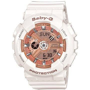 Dámské hodinky Casio BA 110-7A1 (4971850921073) + ZDARMA Stříbrná pamětní mince Alza pamětní stříbrňák 20 let Alza.cz 1/2 Oz, hmotnost 16g