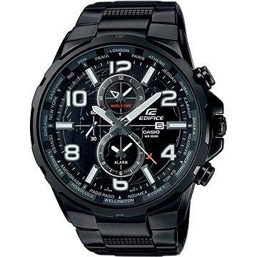Pánské hodinky Casio EFR 302BK-1A (4971850028963) + ZDARMA Elektronický časopis Exkluziv - aktuální vydání od ALZY Elektronický časopis Interview - aktuální vydání od ALZY