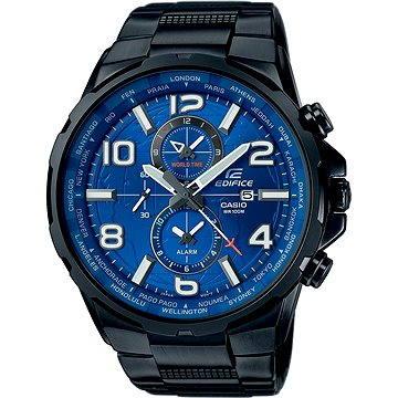 Pánské hodinky Casio EFR 302BK-2A (4971850028987) + ZDARMA Elektronický časopis Exkluziv - aktuální vydání od ALZY Elektronický časopis Interview - aktuální vydání od ALZY