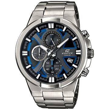 Pánské hodinky Casio EFR 544D-1A2 (4971850056768) + ZDARMA Elektronický časopis Exkluziv - aktuální vydání od ALZY Elektronický časopis Interview - aktuální vydání od ALZY