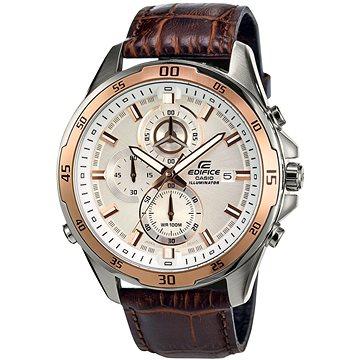 Pánské hodinky Casio EFR 547L-7A (4971850063803) + ZDARMA Elektronický časopis Exkluziv - aktuální vydání od ALZY Elektronický časopis Interview - aktuální vydání od ALZY