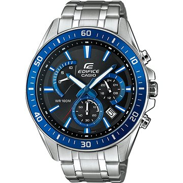 Pánské hodinky CASIO EFR 552D-1A2 (4549526113819) + ZDARMA Elektronický časopis Exkluziv - aktuální vydání od ALZY Elektronický časopis Interview - aktuální vydání od ALZY