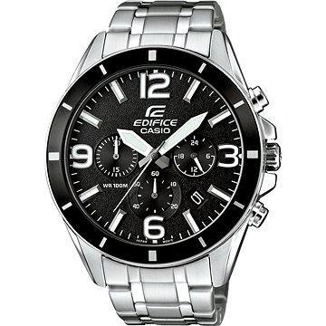 Pánské hodinky CASIO EFR 553D-1B (4549526113932) + ZDARMA Elektronický časopis Exkluziv - aktuální vydání od ALZY Elektronický časopis Interview - aktuální vydání od ALZY