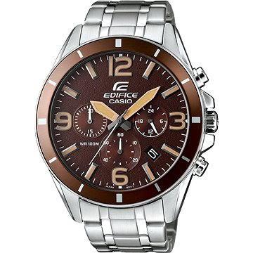 Pánské hodinky Casio EFR 553D-5B (4549526113956) + ZDARMA Elektronický časopis Exkluziv - aktuální vydání od ALZY Elektronický časopis Interview - aktuální vydání od ALZY