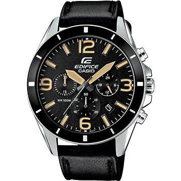 Pánské hodinky Casio EFR 553L-1B (4549526113871) + ZDARMA Elektronický časopis Exkluziv - aktuální vydání od ALZY Elektronický časopis Interview - aktuální vydání od ALZY