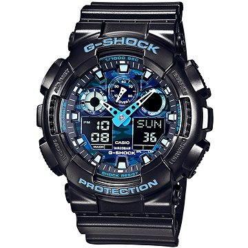 Pánské hodinky CASIO G-SHOCK GA 100CB-1A (4549526108082) + ZDARMA Elektronický časopis Exkluziv - aktuální vydání od ALZY Elektronický časopis Interview - aktuální vydání od ALZY